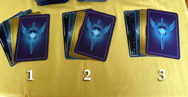 Psychic Cards Reading 20171205sets
