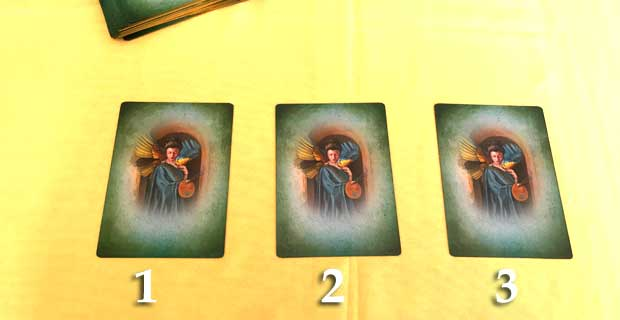 Psychic Cards Reading 20171208